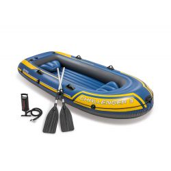 Bote Inflable Challenger 3 Set 23829/6 i450