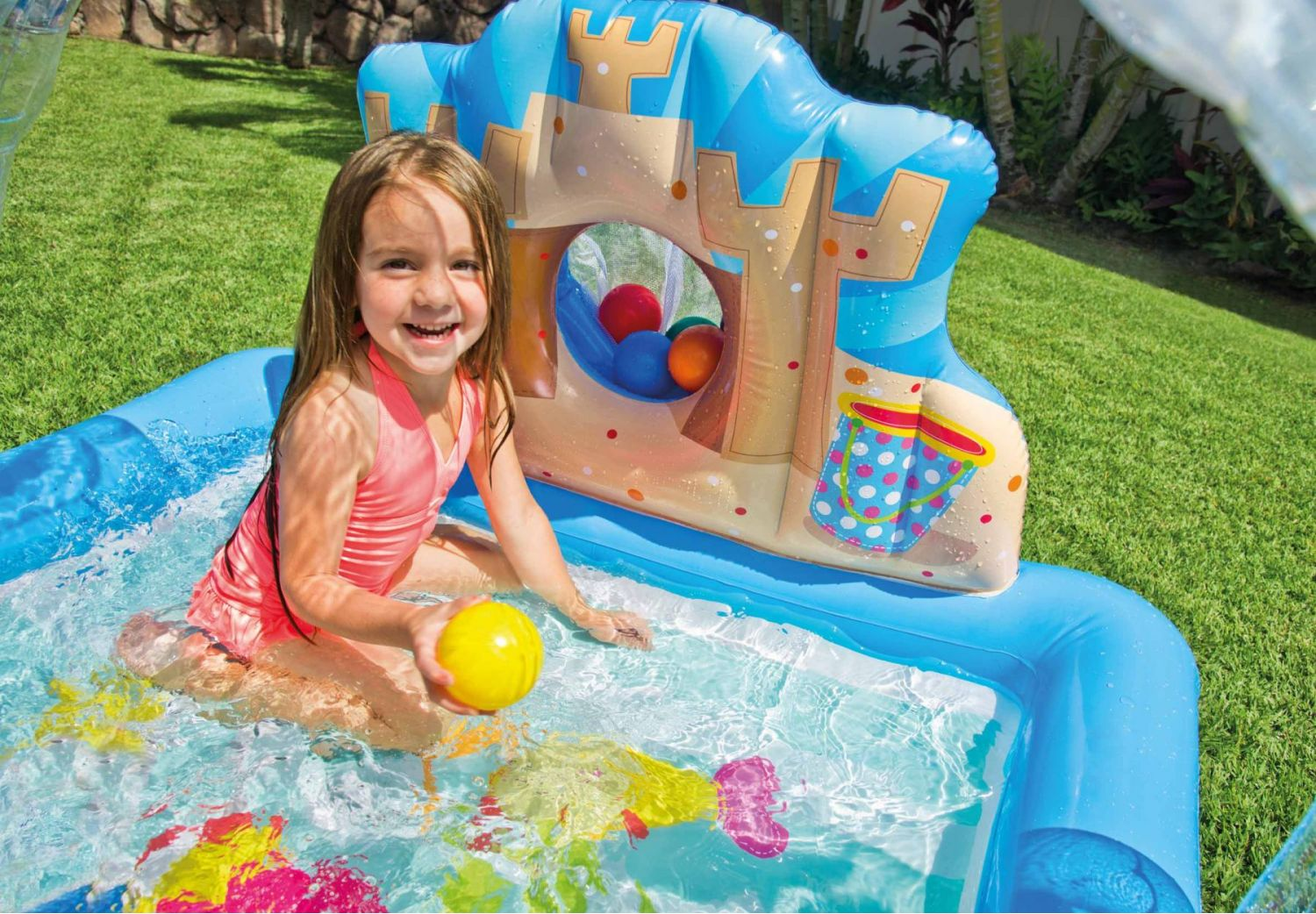 Play Center Inflable Summer Lovin 23256/6 img 2