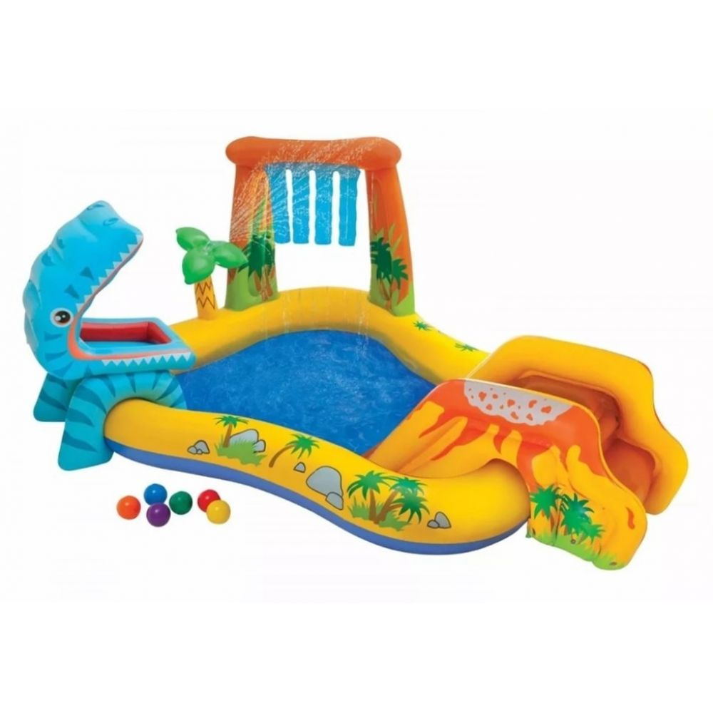 Play Center Inflable Dinosaurio 23257/5 i3