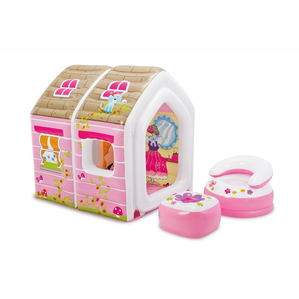 Casita Inflable Princesa 23264/5 i3