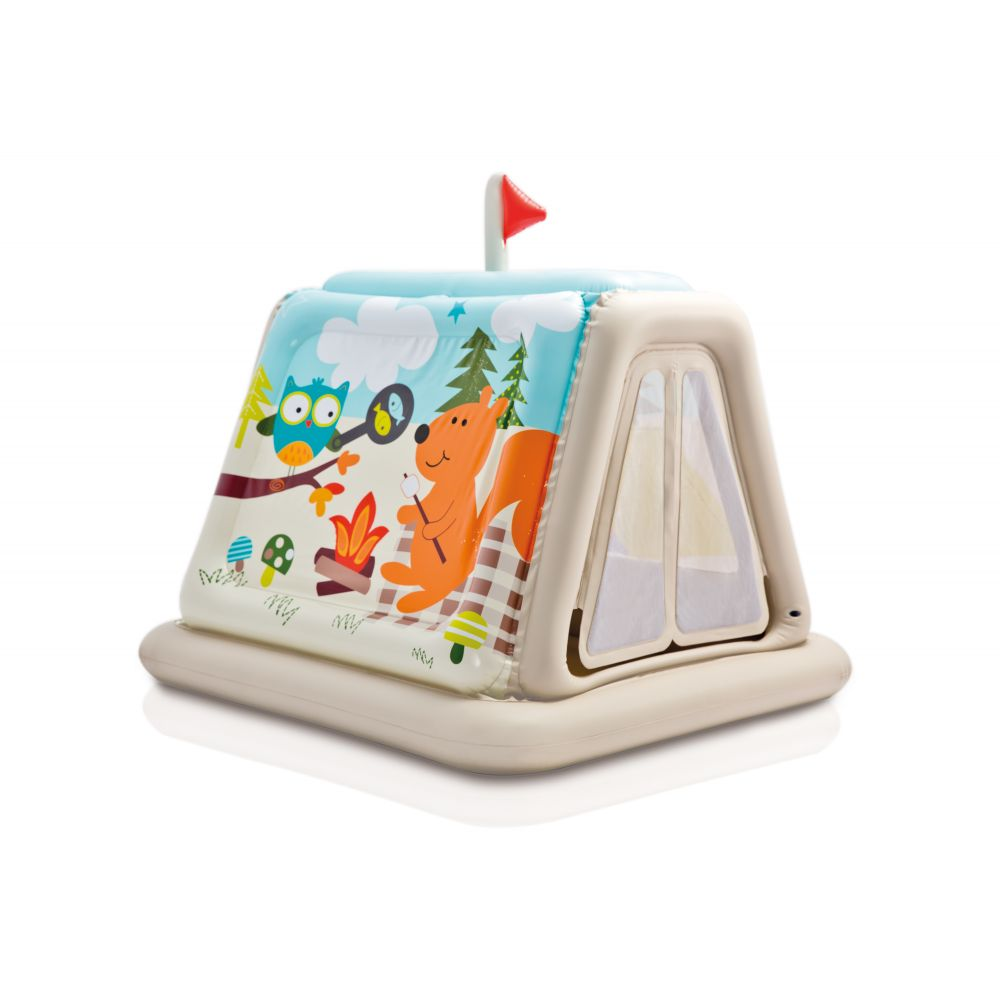 Casita Inflable Animales 22744/9 i3