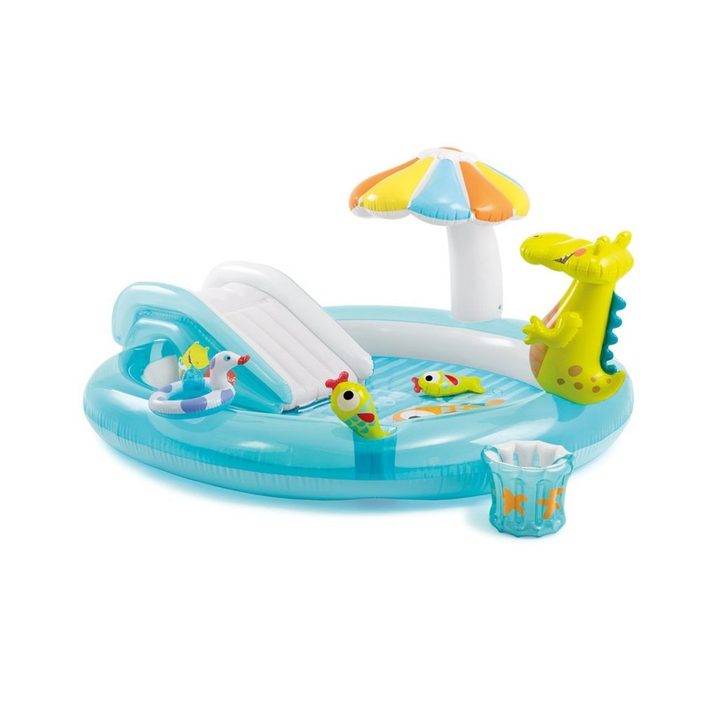 Play Center Inflable Gator 180lt 23255/7 i3