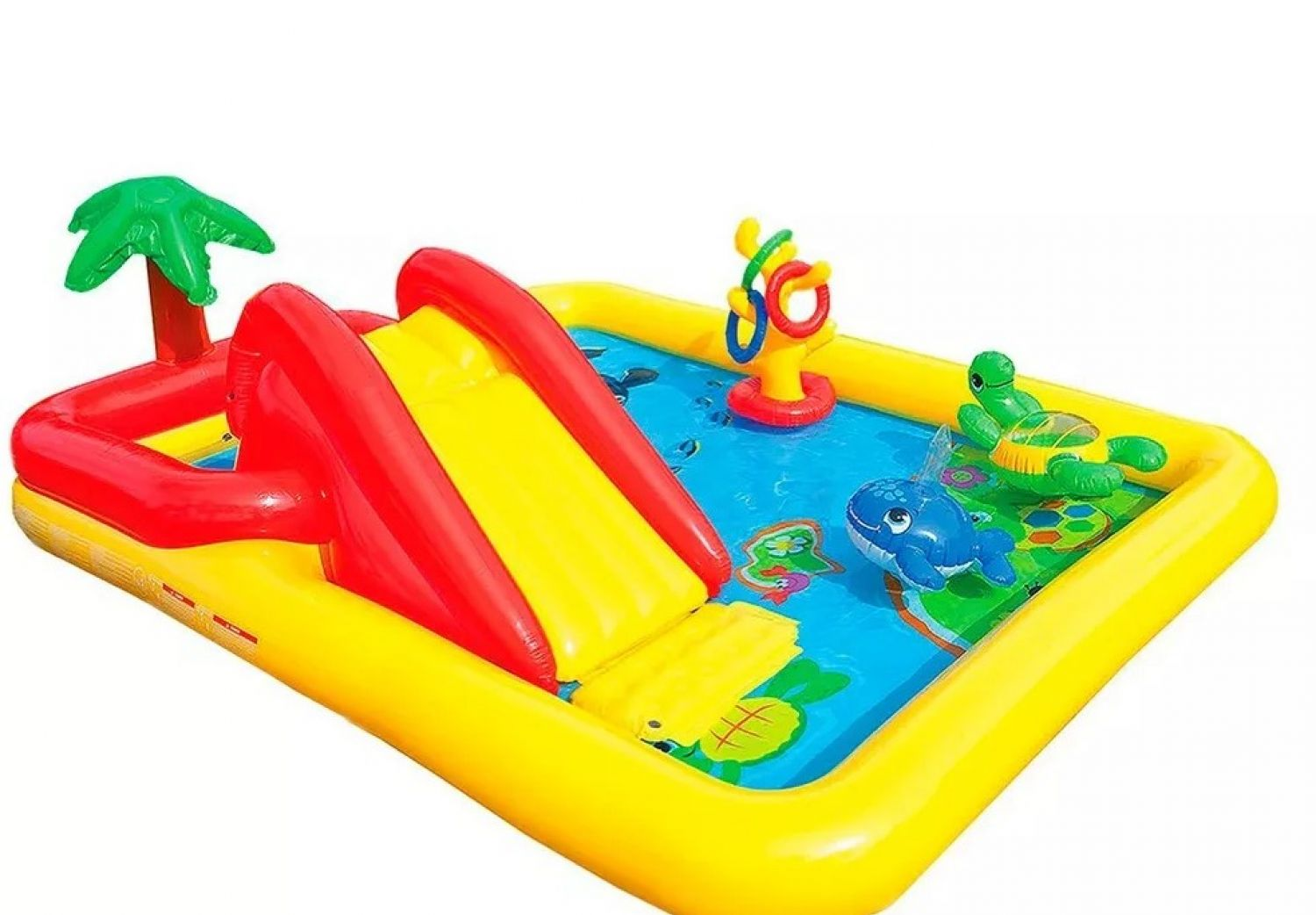 Play Center Inflable Ocean 493 Lt 19621/9 img 1