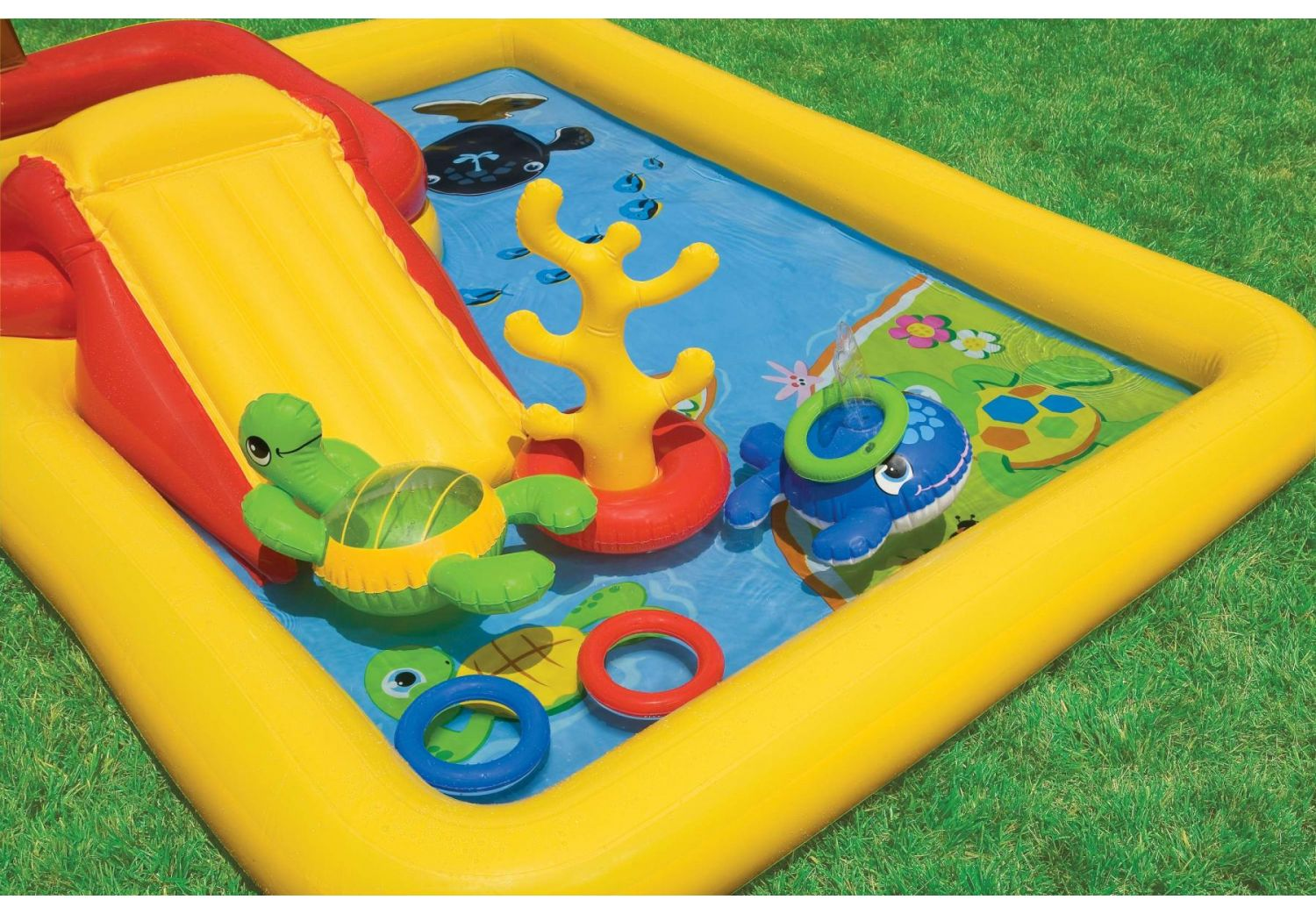 Play Center Inflable Ocean 493 Lt 19621/9 img 2