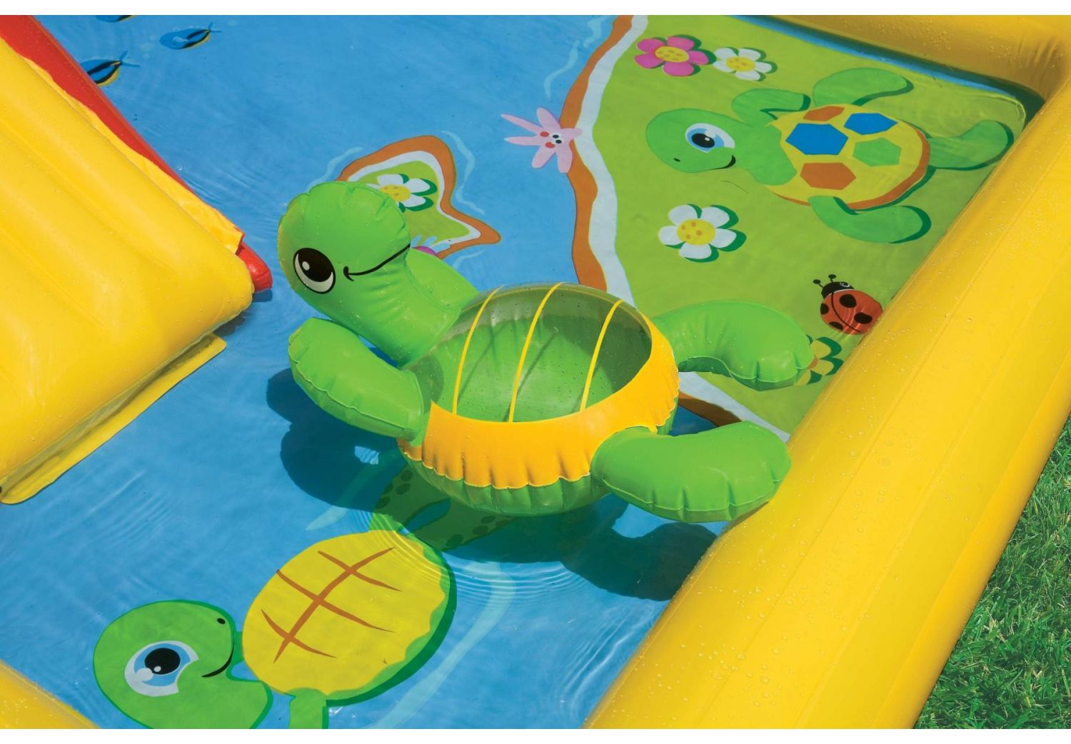 Play Center Inflable Ocean 493 Lt 19621/9 img 3